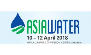 Asia Water 10-12 April Kuala Lumpur